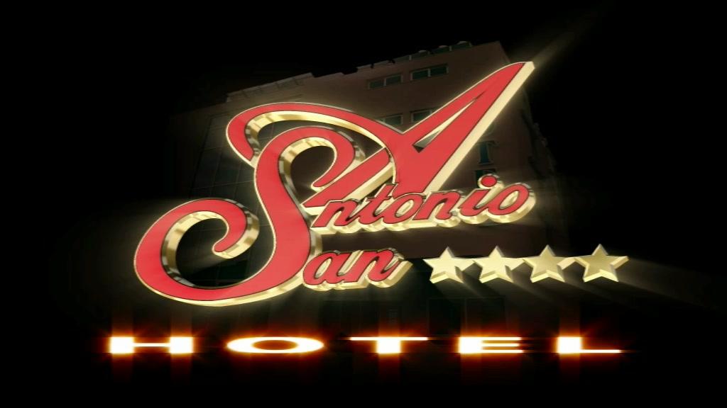 "Hotel ""San Antonio"" intro"