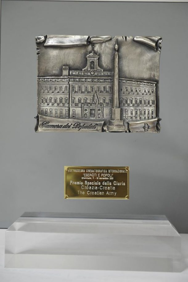 Nagrada za film o HKoV-u