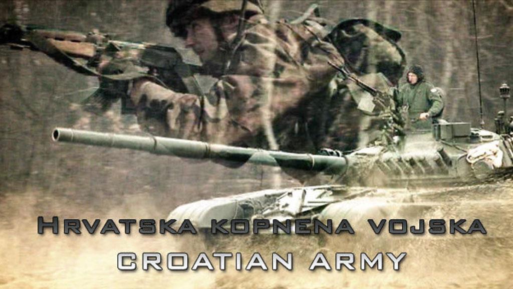 Hrvatska kopnena vojska