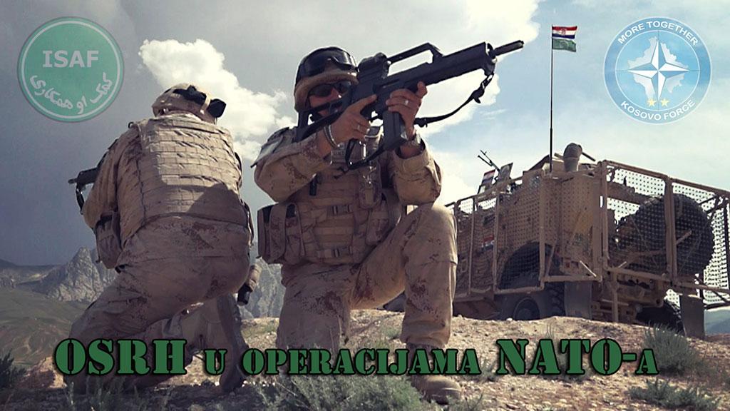 OSRH u operacijama NATO-a